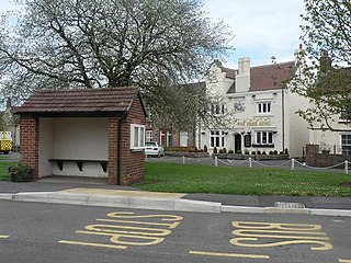 Thorpe Thewles village in United Kingdom