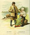 Thulstrup, Nordiska Drägter (1895) pl010 Orsa socken, Dalarna.jpg
