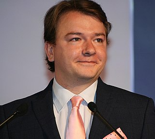 Tim Aker British politician