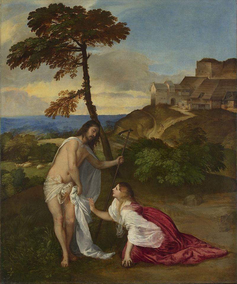 Titian - Noli me Tangere - Google Art Project.jpg