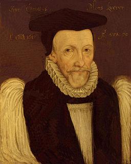Tobias Matthew Academic administrator and archbishop of York