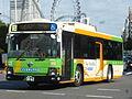 Toei-bus E-A590 To02-otsu at korakuen-suidobashi-sta.JPG