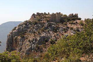 Tokmar Castle castle ruin in Turkey