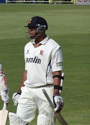 Tymal Mills - Mills playing for Essex County Cricket Club