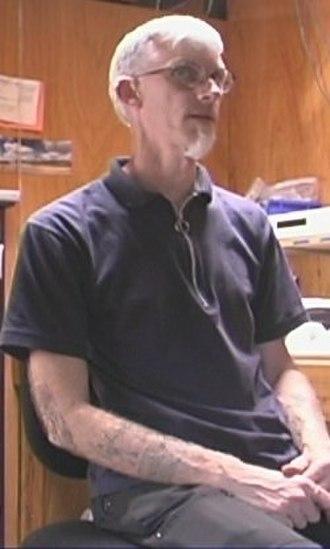 Tom Jennings - Jennings in August 2002