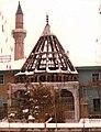 Tomb of Sadereddin Konevi (Sadr al-Din al-Qunawi).jpg