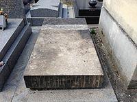 Tombe de Pierre Brasseur - Père Lachaise.JPG