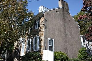 Tomlinson-Huddleston House United States historic place