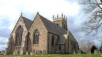 Topcliffe, North Yorkshire - Topcliffe, The Church of St Columba