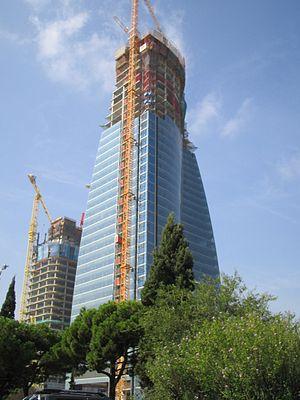 Torre Espacio - Image: Torre Espacio Madrid