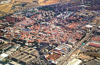 Torrejón de Ardoz Municipality in Community of Madrid, Spain