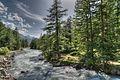 Torrente Dora - Val Ferret - Courmayeur, Aosta, Italia 06 - 8 Agosto 2016 02.jpg