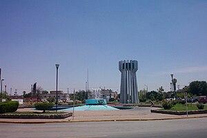 Torreón - El Torreón monument.