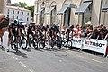 Tour d'Espagne - stage 1 - Sky team.jpg