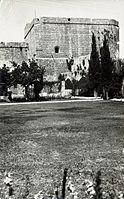 Tower between 1935-1940. Acre, Old City (SRF 5; 284).jpg