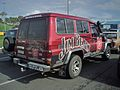 Toyota Landcruiser Troopcarrier - Jim Beam (5125316183).jpg