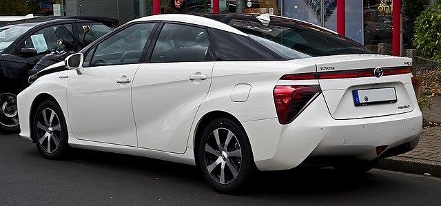 Toyota Mirai (JPD10)