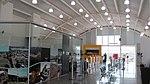 Três Lagoas Airport (TJL), check in area.jpg