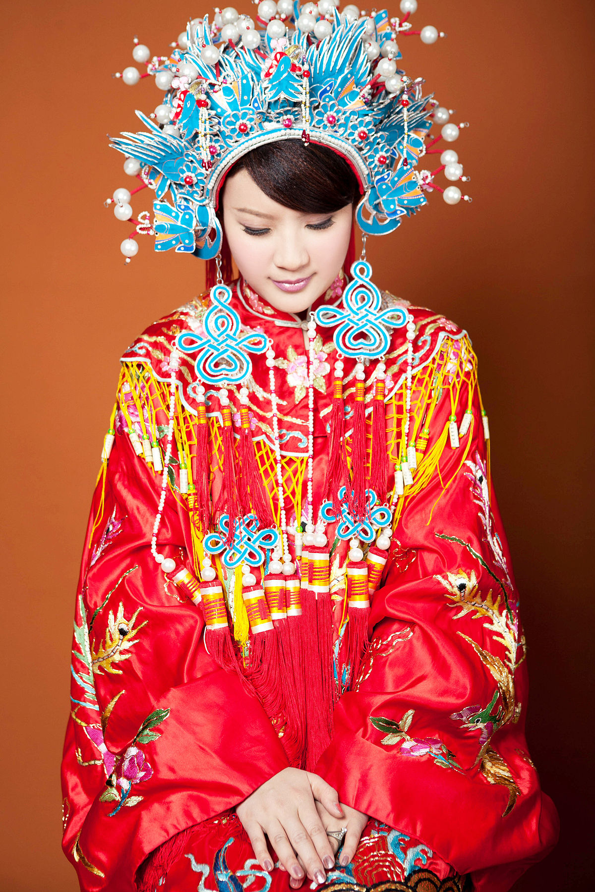 Chinese Clothing Wikipedia