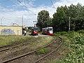 Trameindpunt Huta Katowice 2014.jpg