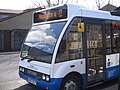 Transdev Lancashire United bus 58 Optare Solo MX07 BCY 30 March 2008.jpg