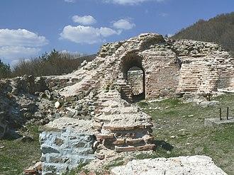 Battle of the Gates of Trajan - Image: Trayanovi vrata left arch 3
