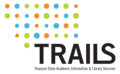 Treasure State Academic Information & Library Services (TRAILS) Logo.png