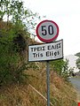 Treis Elies Road Sign.jpg