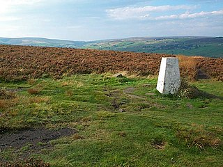 Penistone Hill Country Park Moorland park in West Yorkshire, England