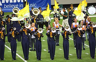 Casper, Wyoming - The Casper Troopers, part of Drum Corps International