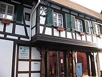 Truchtersheim maison du Kochersberg.JPG