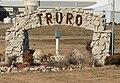 Truro Iowa 20090315 Welcome Sign.JPG