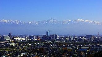 Toyama Prefecture - City of Toyama