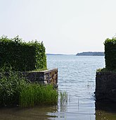 Fil:Tullgarns slott - hamn.jpg