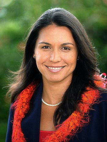 English: Picture of Tulsi Gabbard