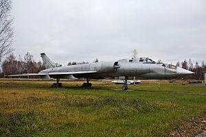 Tupolev Tu-28 - Tupolev Tu-128UT