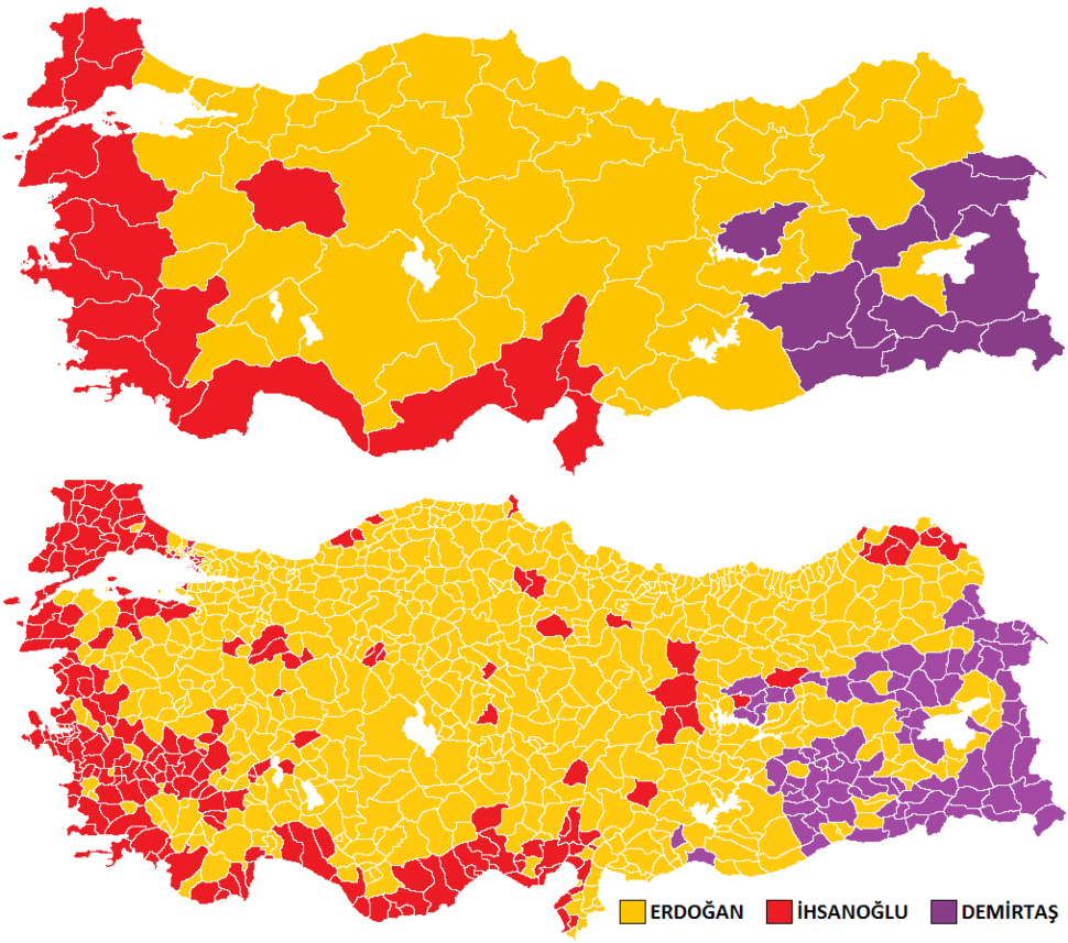 Turkish presidential election 2014