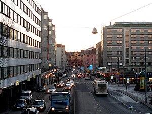Turku sub-region - Puutori, VI District, Turku