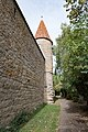 Turm nördlich des Faulturms Rothenburg ob der Tauber 20180922 001.jpg