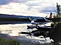Twin Otter on the Mackenzie River near Normal Wells.jpg
