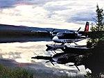 Twin Otter on the Mackenzie River near Normal Wells.jpg