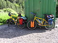 Two Thorn Nomad bicycles.JPG