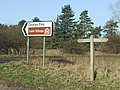 Two signs - geograph.org.uk - 690421.jpg