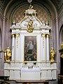 Tykocin - Kościół - Ołtarz boczny.JPG