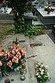 Tyniec parish cemetery, grave of Jerzy Kołątaj, Benedyktyńska street, Tyniec, Krakow, Poland.JPG