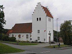 Tyringe church