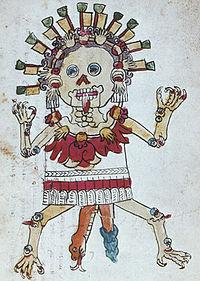 Guerreros que realmente existieron  en la Civilización Azteca 200px-Tzitzimitl