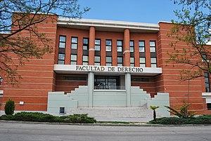 Autonomous University of Madrid - Faculty of Law
