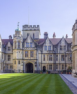 UK-2014-Oxford-Brasenose College 01.jpg
