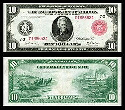 Federal Reserve Note Wikipedia